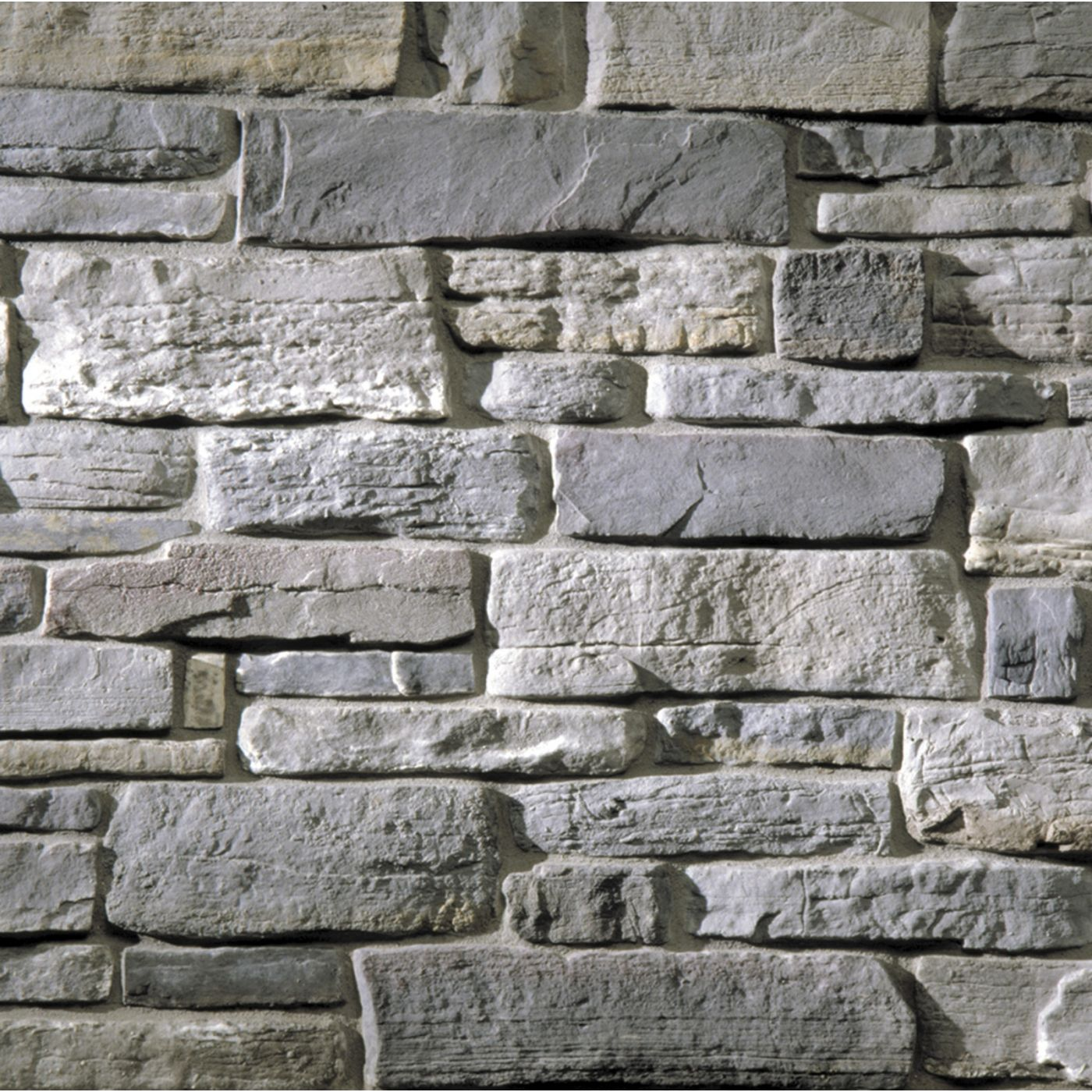 St Croix Grey Weatherface Cut Stone Stone Veneer From