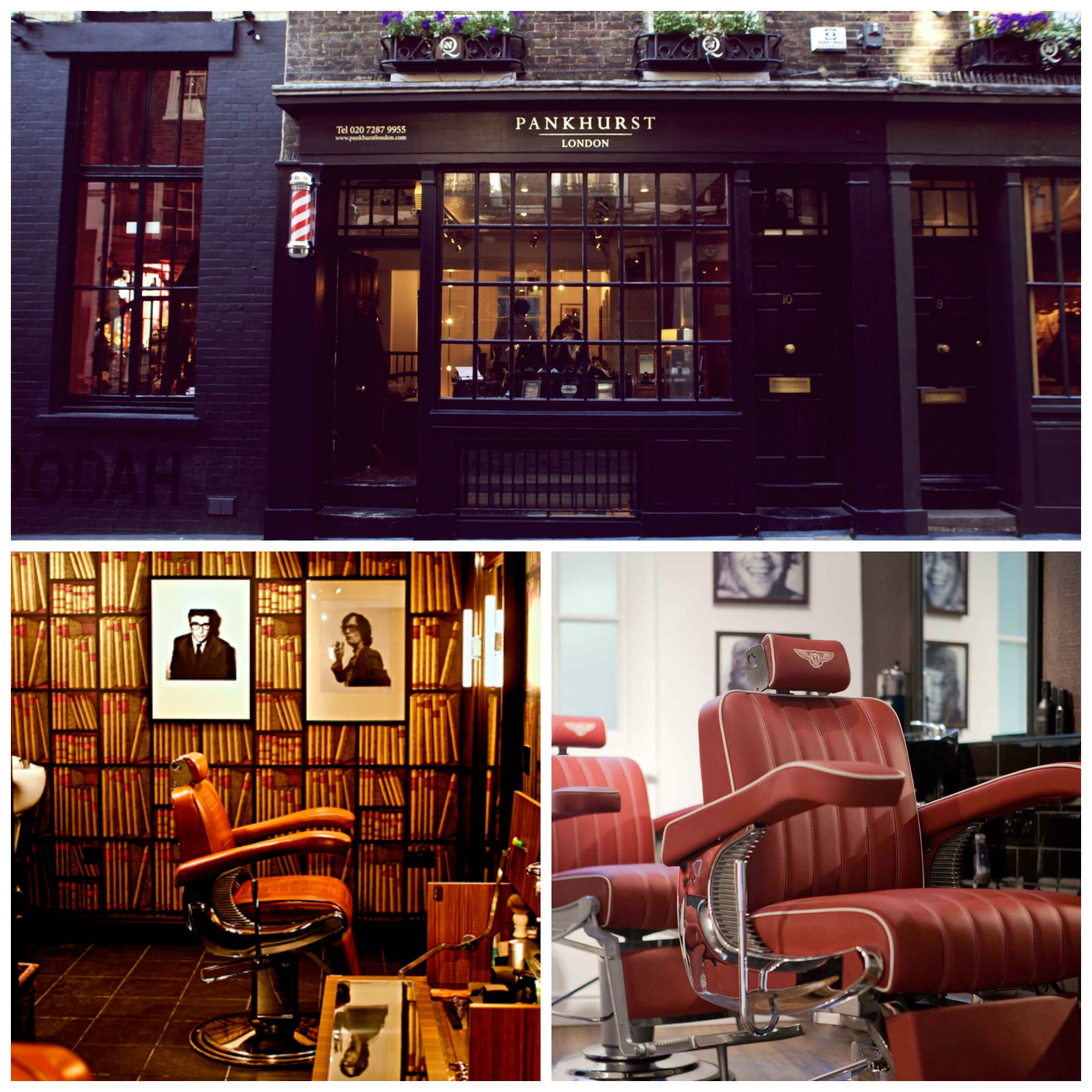 Pankhurst, London, Uk Part Of Our Top Barber Shops Blog