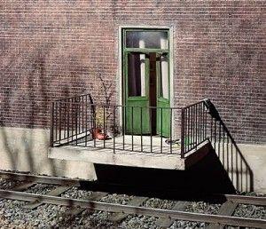 railway veranda