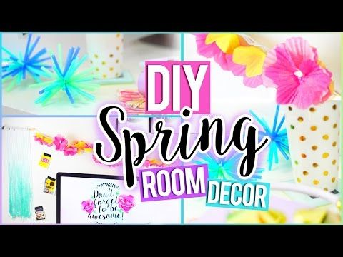 Diy Tumblr Spring Room Decor Easy Affordable Youtube I M