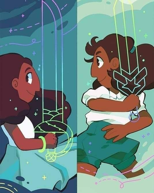 Pin By Ty Jae Little On Steven Universe In 2020 Connie Steven Universe Steven Universe Fanart Steven Universe Comic