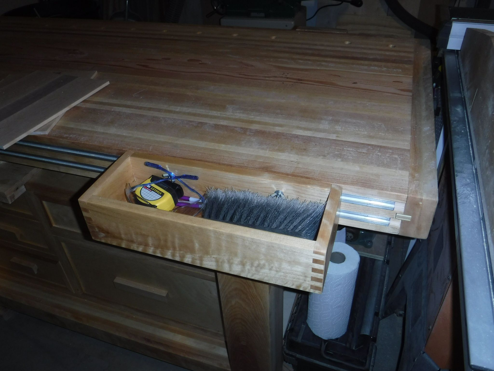 Cool Building Workbench Mounted Tool Boxes With Birch And Alphanode Cool Chair Designs And Ideas Alphanodeonline