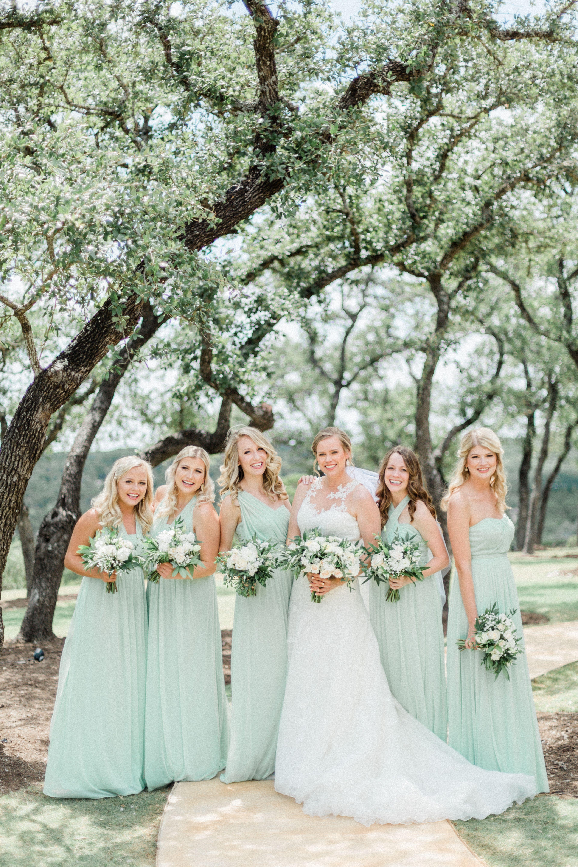 Megan Brandon Wedding Canyonwood Ridge Dripping Springs Texas Austin Wedding Photography Dreamy Elk Photography Design Llc Light Green Bridesmaid Dresses Green Wedding Dresses Mint Green Bridesmaid Dresses [ 5760 x 3840 Pixel ]