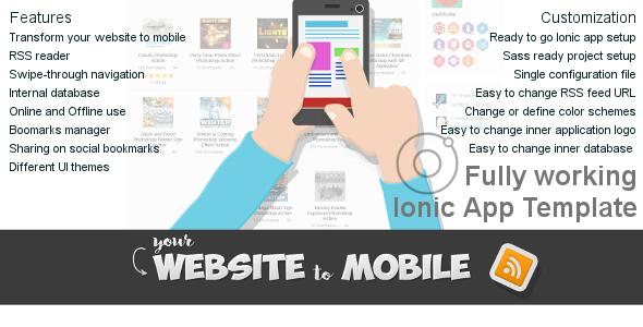 website application templates