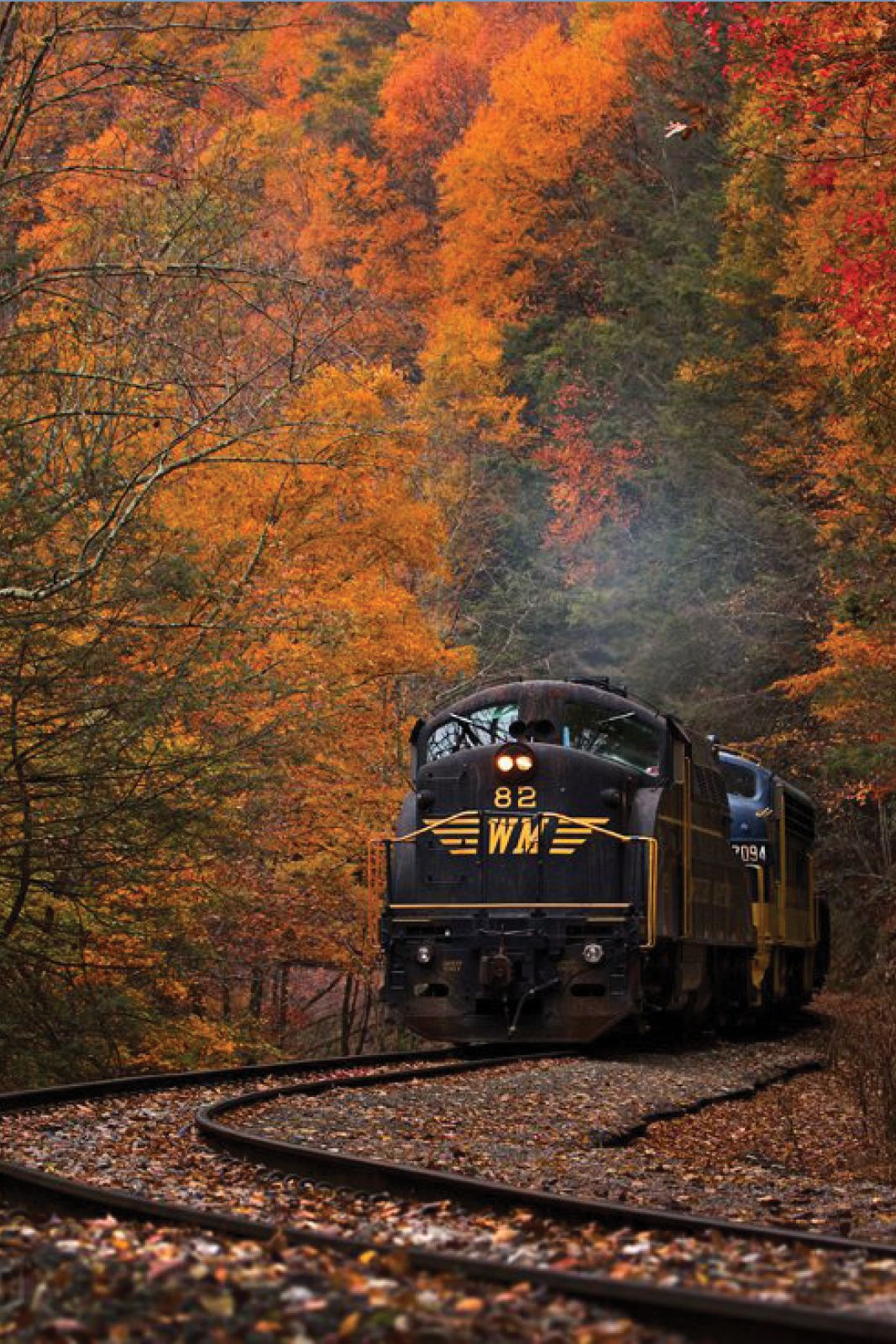 Travel | USA | West Virginia | Ghost Towns | Abandoned Places | Train Rides | Places To Visit | Exploration | Forgotten Places | Bucket List
