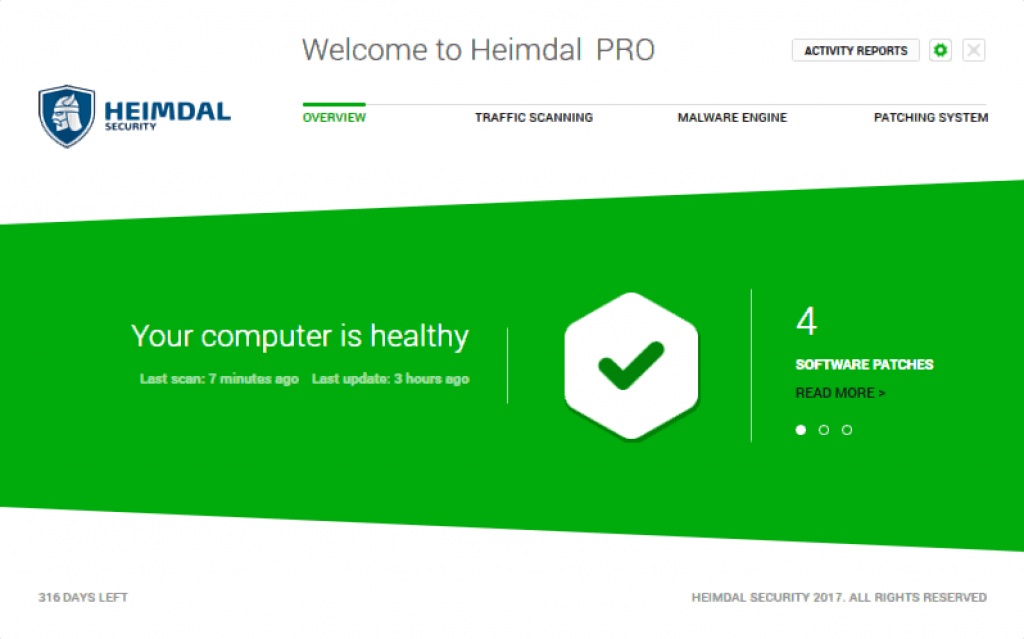 Heimdal Pro 2018 - Review & Free Activation Key with 1 ...