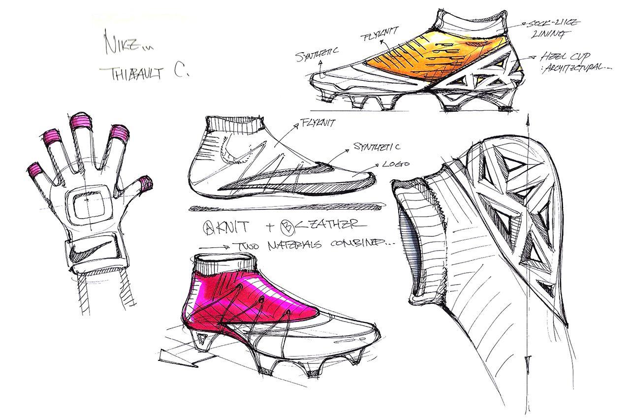 Boot design by nike - Sketchbook Designer