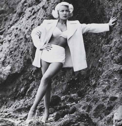 """Lana Turner en """"El cartero siempre llama dos veces"""", 1946"""