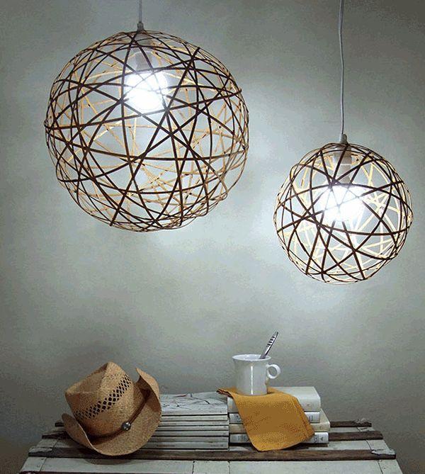 Related Image Lamp Diy Luminaire Abat Jour Abat Jour