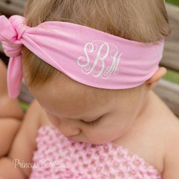 Baby Headband Volleyball Hair Bow Baby Volleyball Headband Volleyball Headband Baby Girl Headband Newborn Headband Infant Headband
