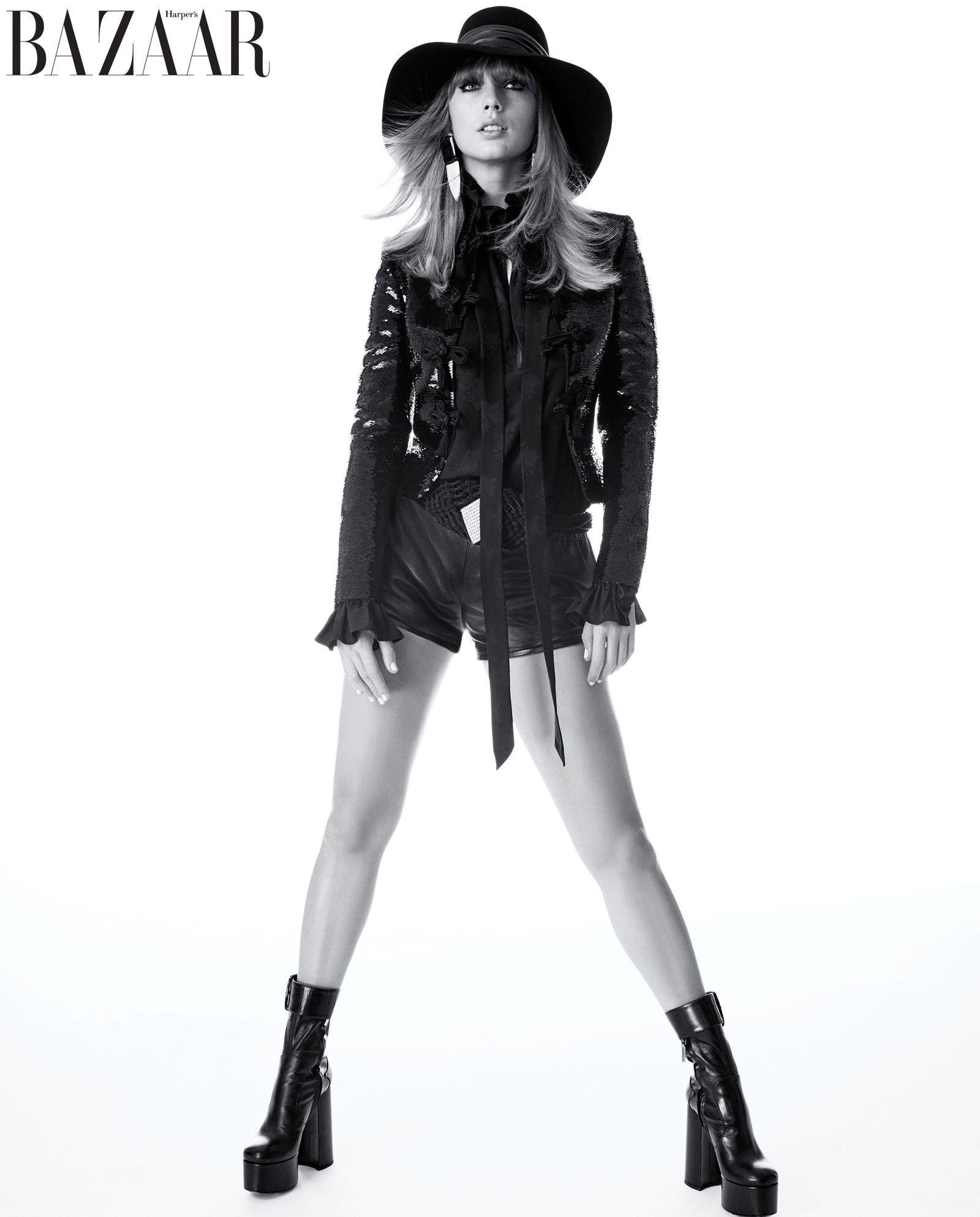 Taylor Swift devient candide avec l'icône du rock'n'roll Pattie Boyd à propos de la Beatlemania et du pouvoir d'être une muse   – a little TS