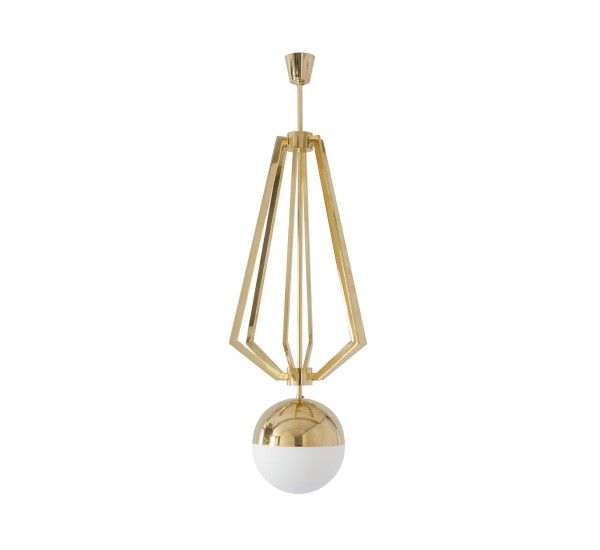 Chandelier 10 is a suspension lamp proposed by éditions Magic Circus