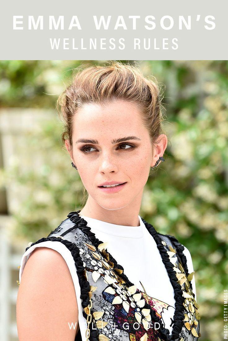 Emma Watson diet & healthy life advise Emma watson diet