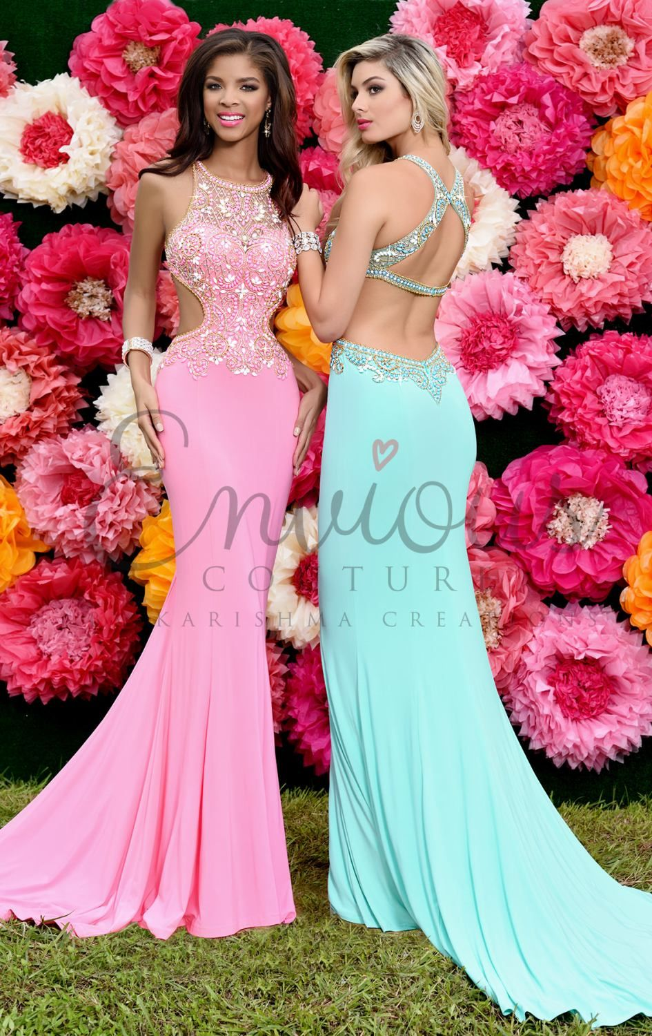 Envious Couture Prom 17232 - Thumbnail 2   Evening Gowns Dresses ...