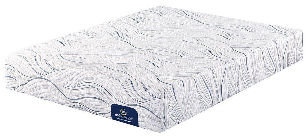 Serta Perfect Sleeper Plush 500 Memory Foam Mattress California