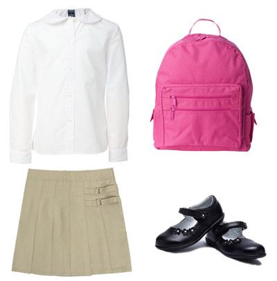 Back to school Outfit for Primary School from NYFifth