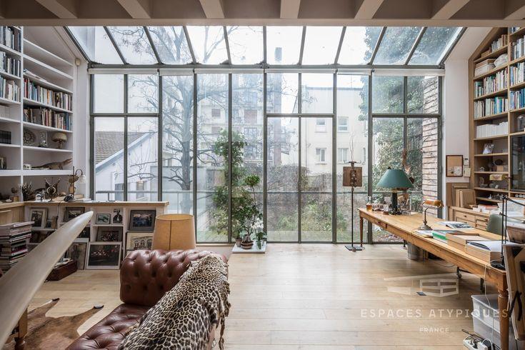 Rénovation d'une maison particulière à Paris au charme unique - PLANETE DECO a homes world