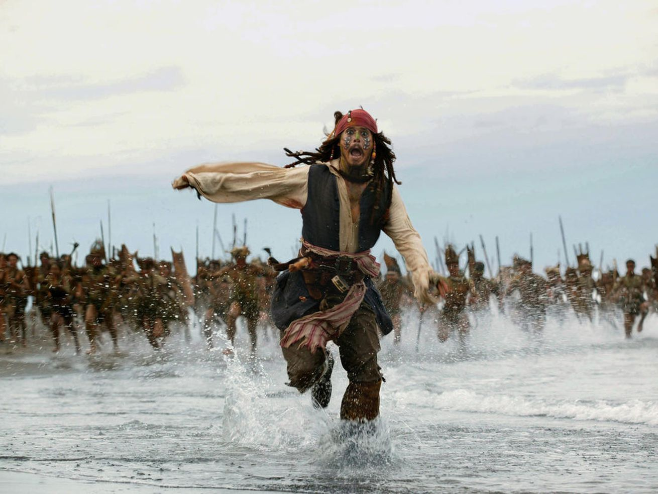 'Pirates of the Caribbean' stunt double just talked about the most insane scene