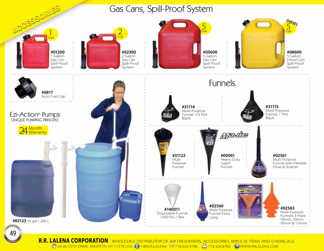 Gas Cans Spill Proof System Gas Cans Free Catalogs Catalog
