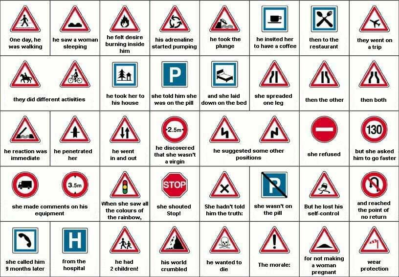 Know Your Road Signs Scotland Pinterest Scotland - Car sign meanings