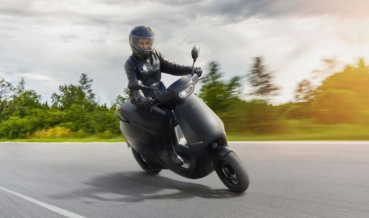 Ola S1 moto elétrica - rk motors
