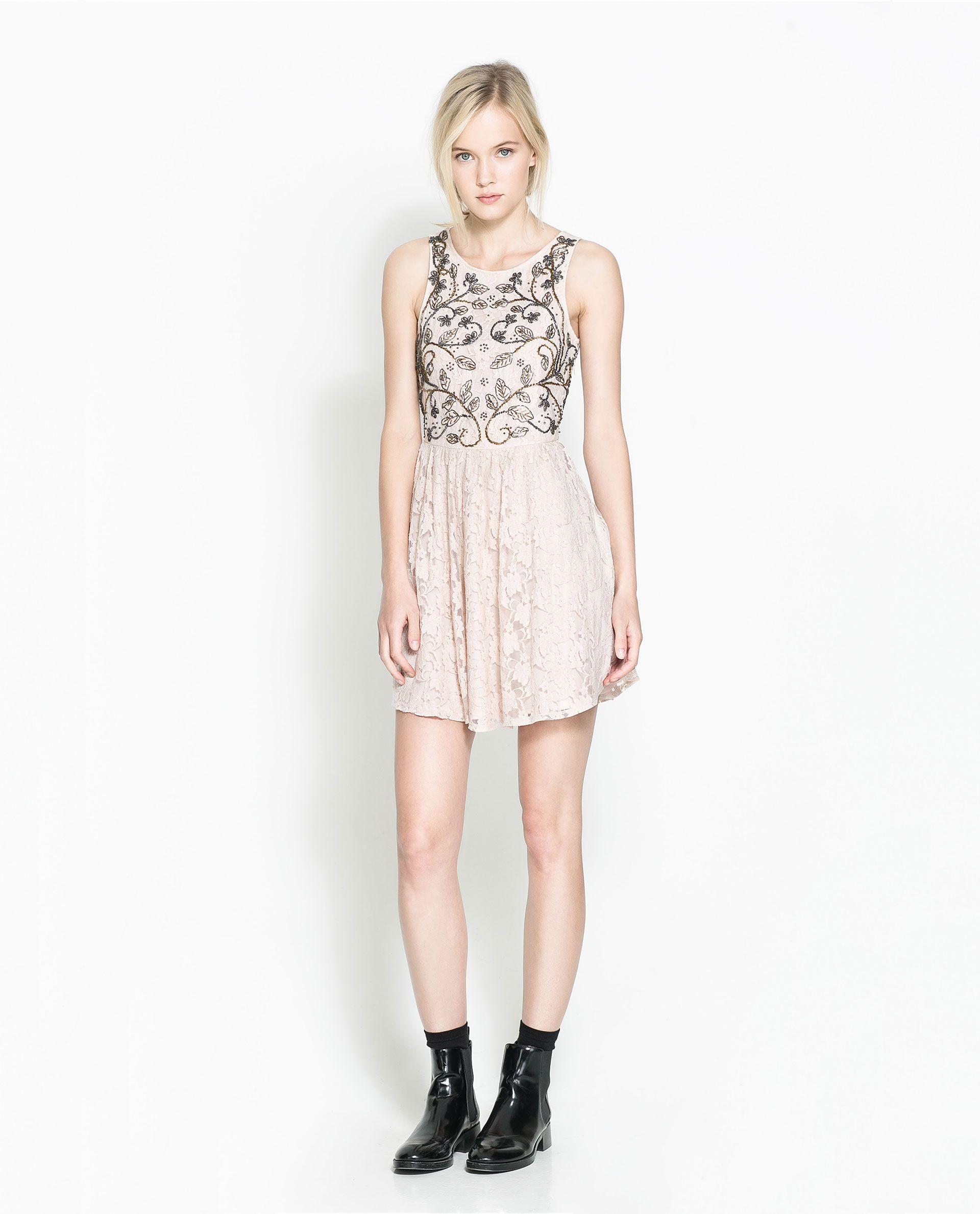 Ungewöhnlich Zara Prom Dresses Bilder - Brautkleider Ideen ...