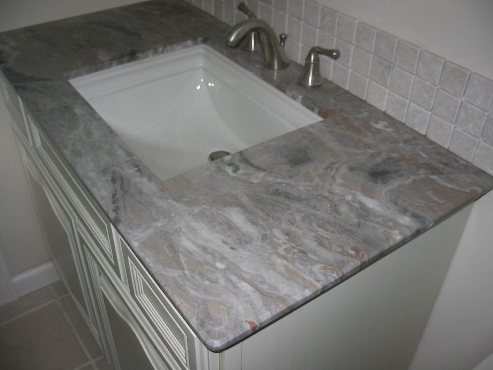 top marble bathroom tops bath pre countertops with beautiful white vanity undermount sink made granite
