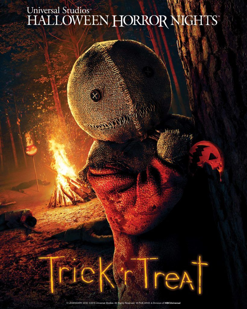 Legendary Pictures' Iconic Horror Film Trick 'R Treat to