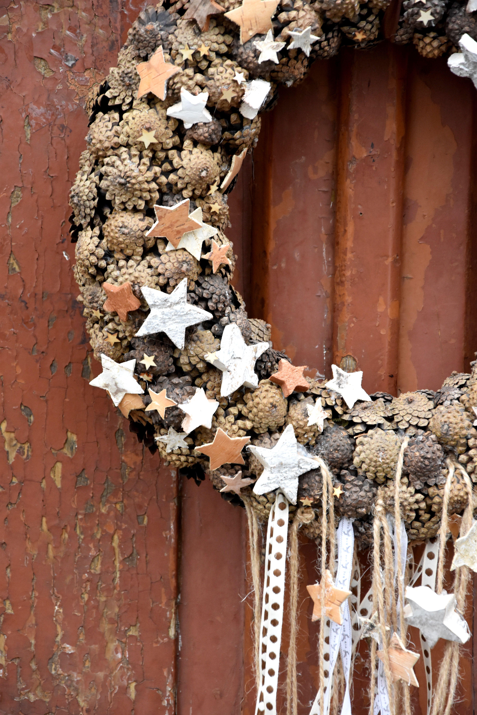 Swiateczne Dekoracje Pomysl Na Choinke Glamblog Pl Christmas Decor Diy Homemade Christmas Decorations Christmas Diy Wood