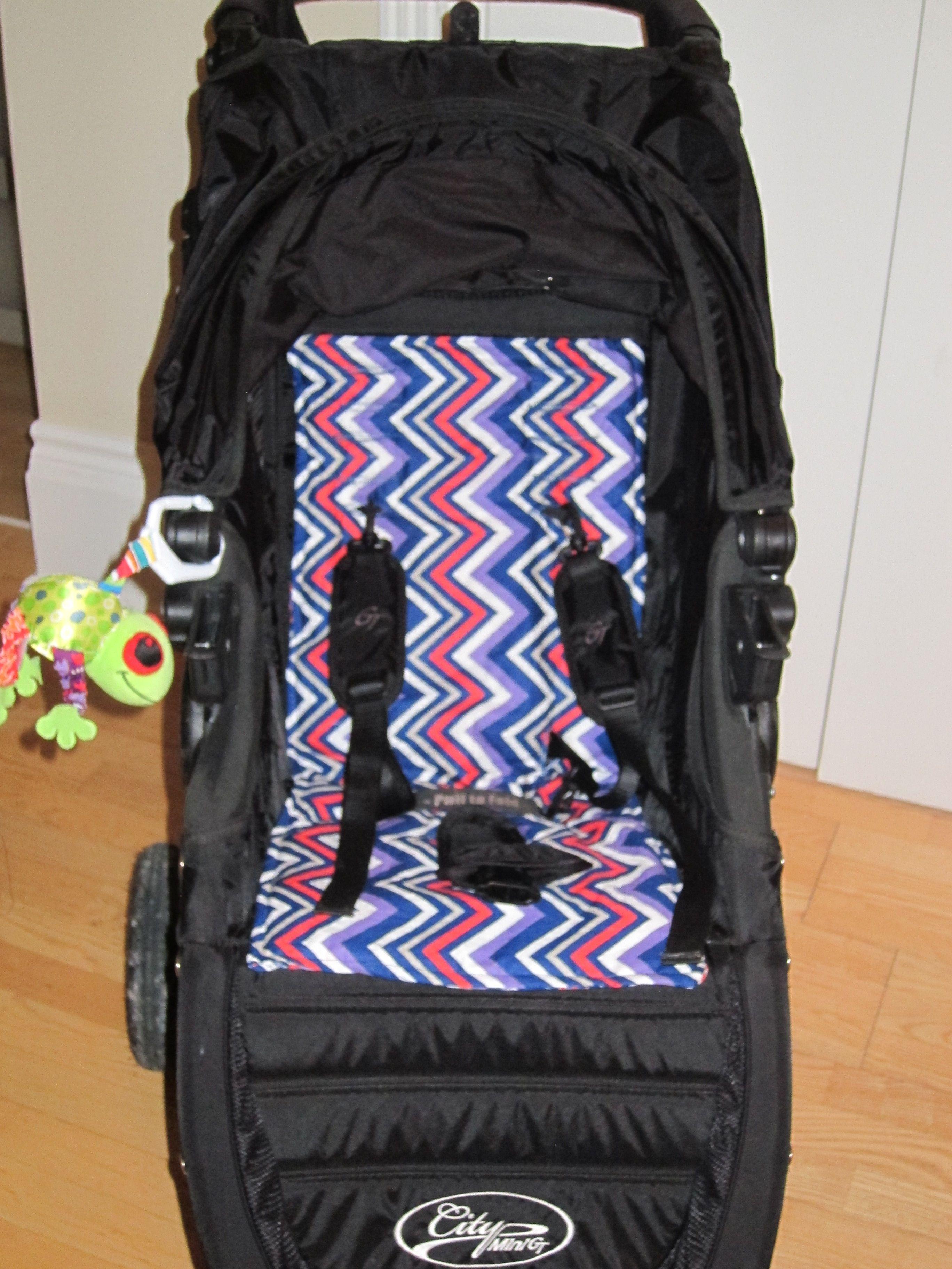DIY Stroller Seat Liner City mini stroller, Stroller