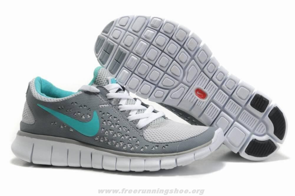 Explore Walking Shoes, Running Shoes, and more! Gray Navy Womens 395912-103 Nike  Free Run