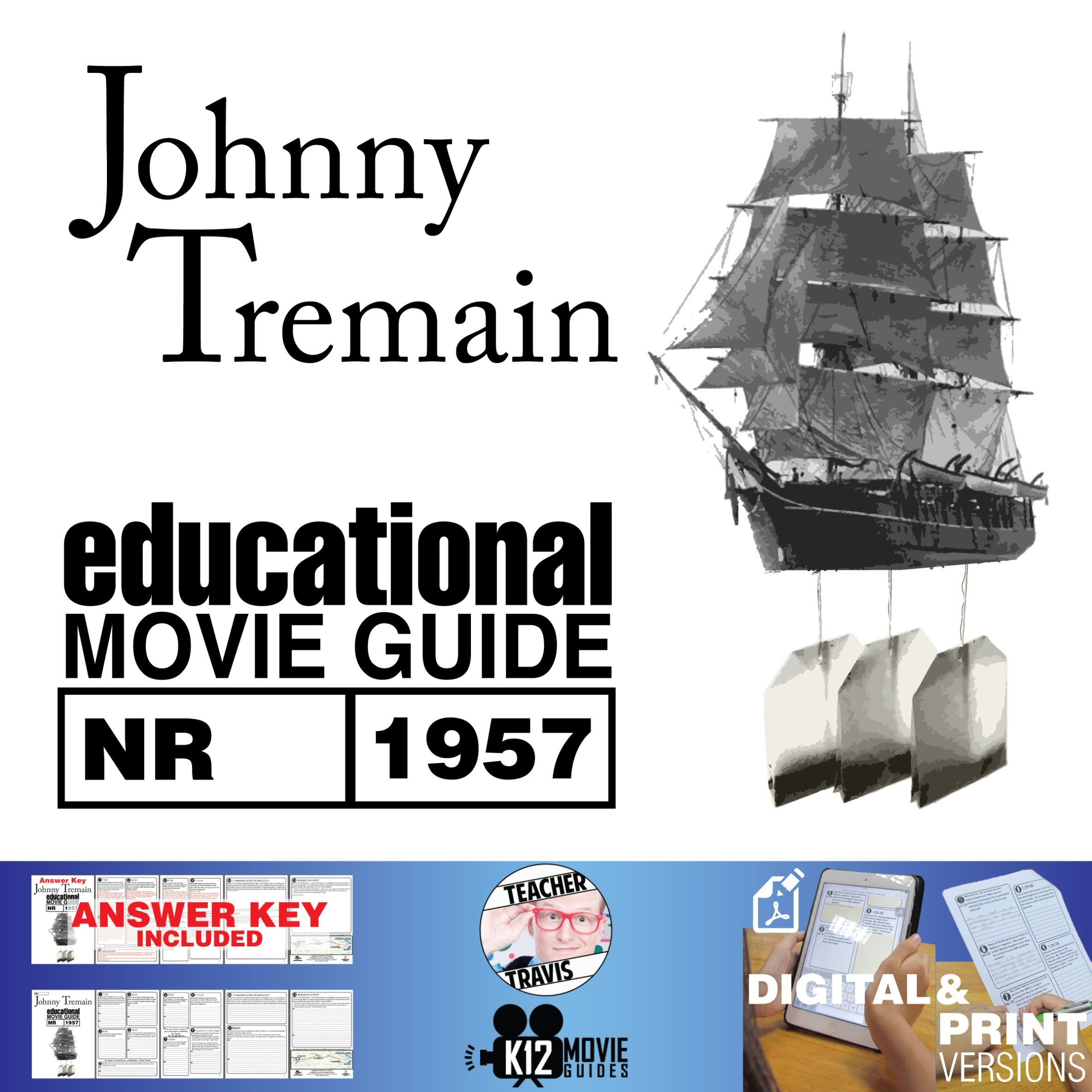 Johnny Tremain Movie Guide