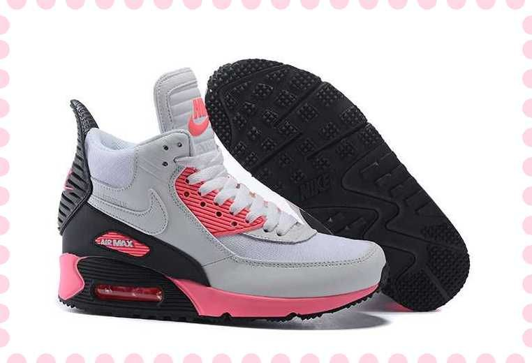 brand new d6a33 69458 Wonderful Discounts Nuwvihxvjf On Nike Air Max 90 Sneakerboot for Women.  Compare, Find a