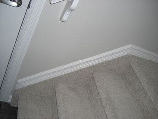 Baseboard On Stair Stringers By PFI Live, Via Flickr