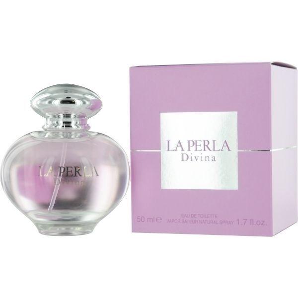 La Perla Divina Women's 1.7-ounce Eau de Toilette Spray (Women's Fragrances), Beige champagne, Size 1.1 - 2 Oz.
