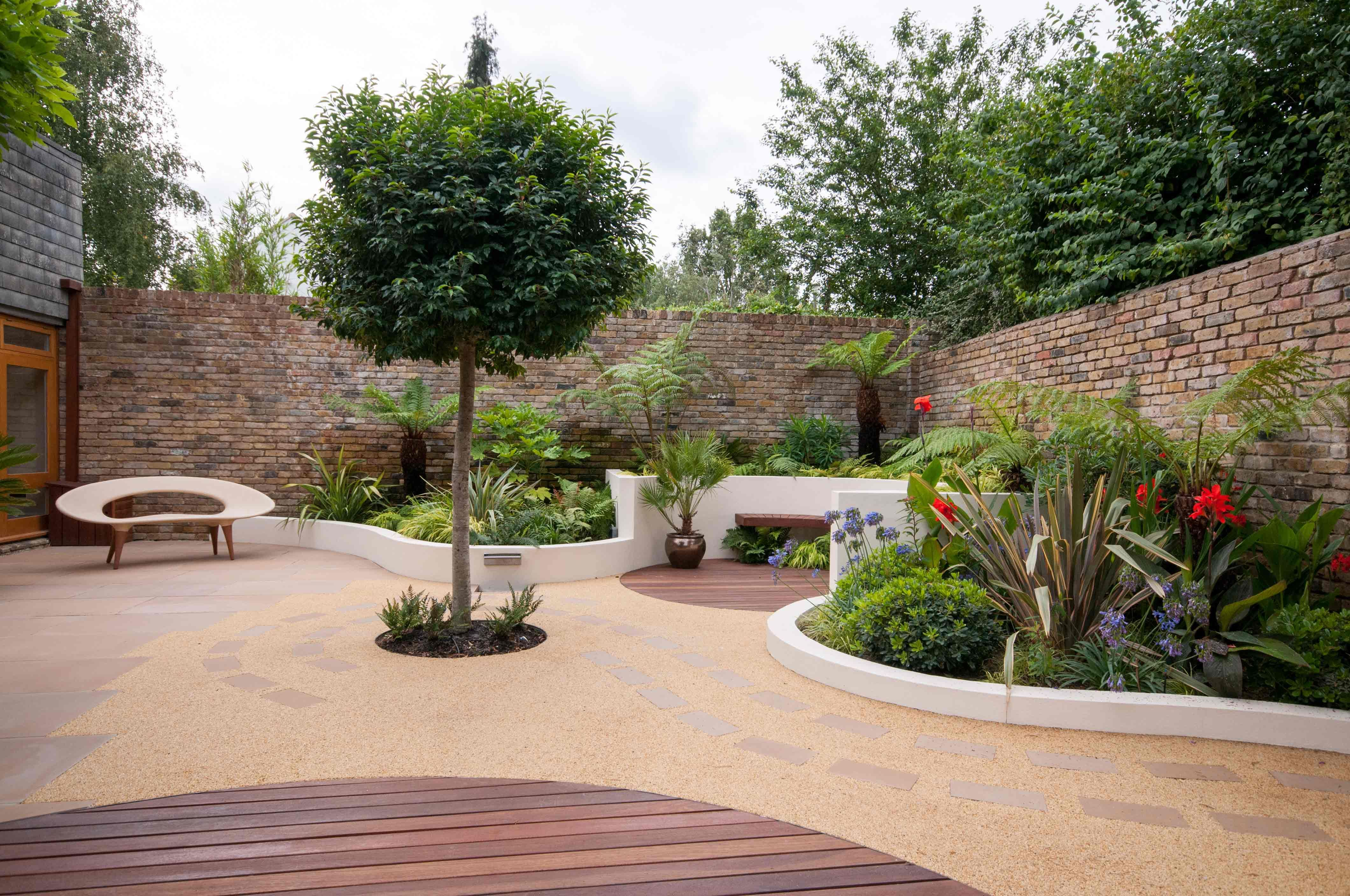 Catherine Clancy Inspired Garden Design Garden Design Courtyard Garden Landscape Projects