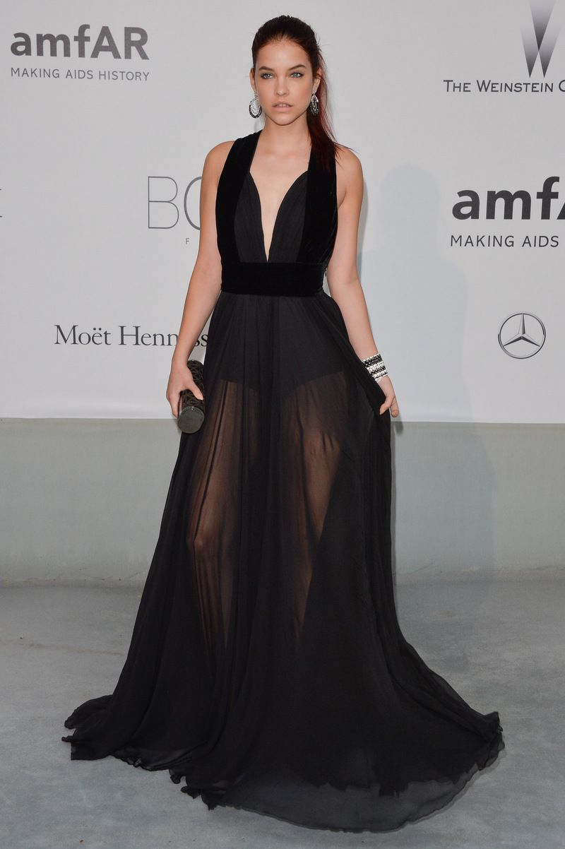 Barbara palvin 2014 instagram buscar con google ropa pinterest barbara palvin cannes - Barbara palvin red carpet ...