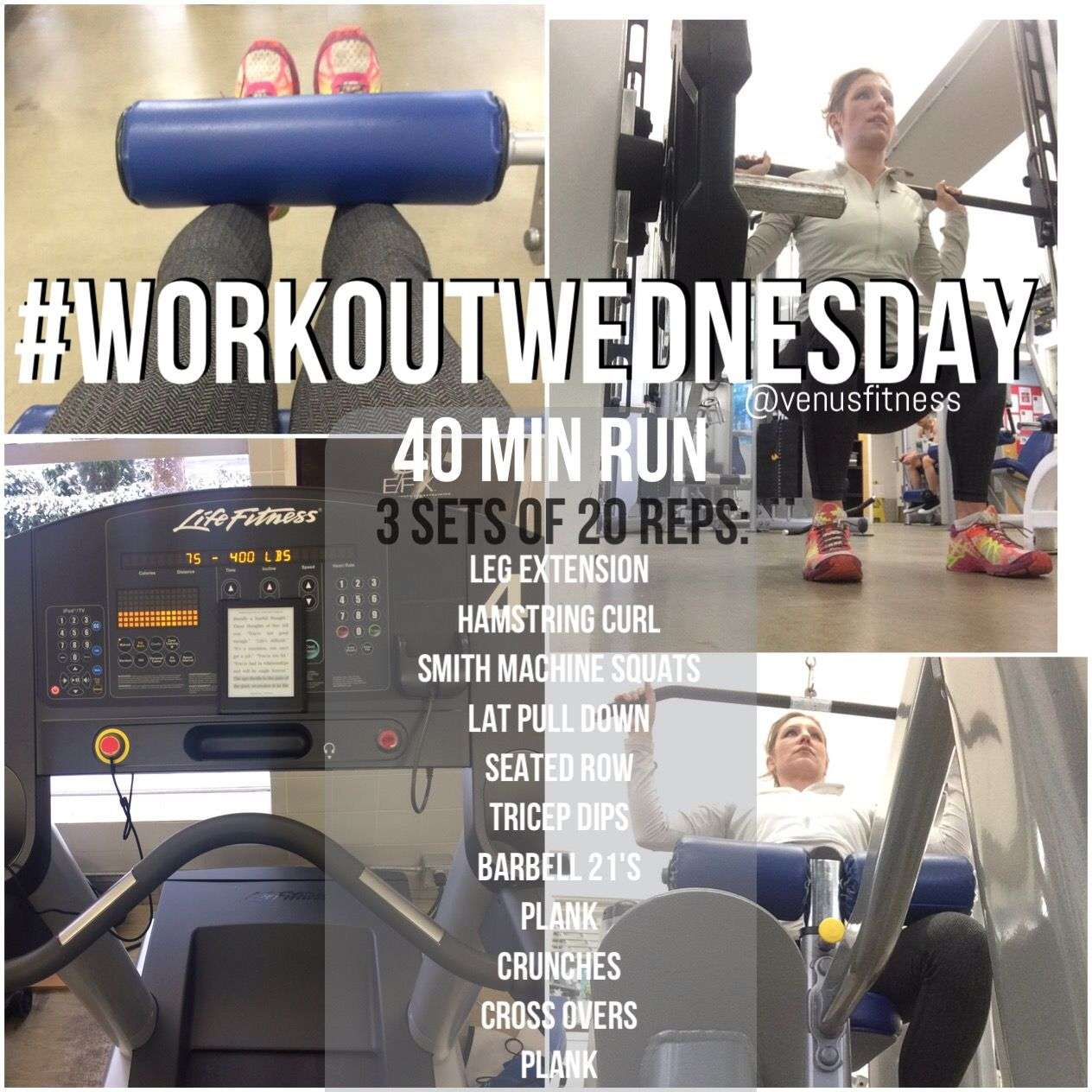 About Venus Fitness And Lifestyle Wednesday Workout Plank Crunch Hamstring Curls
