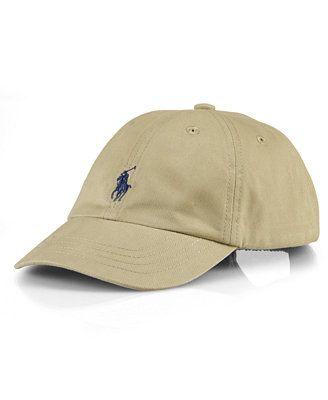 c66edacf287e8 Ralph Lauren Baby Hat