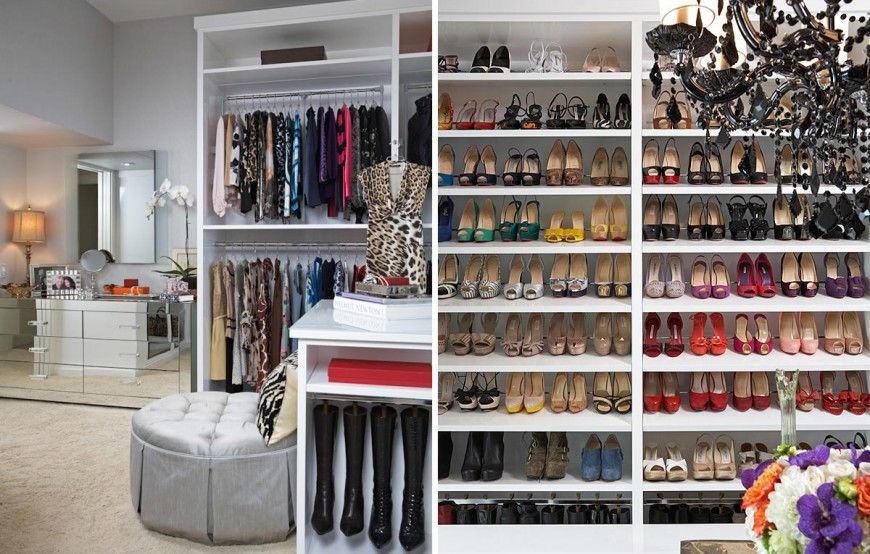 Incredible Photo Gallery Featuring 13 Ultra Luxurious Walk In Closet Designs By Lisa Adams Design