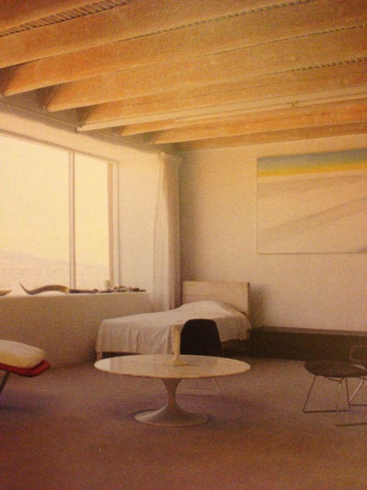 Georgia O'Keefe House in Abiquiu, NM | Interiors | Pinterest ... on