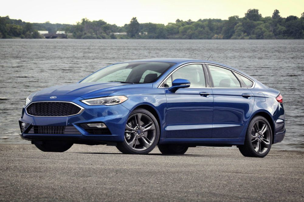7 Ways Sport Mode Enhances The 2017 Ford Fusion Sport