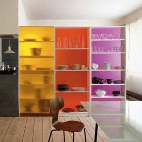 room divider shelf with seashells Google Search Dollhouse