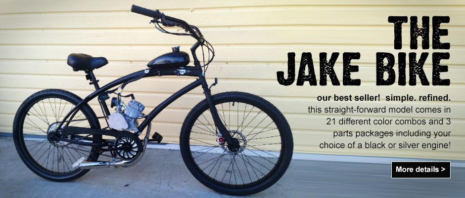 Check Out Http Thejakebike Com Simply The Best Custom