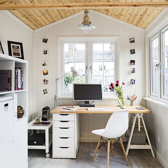 Thehut Home Office: Escape From It All To A Purpose-built Garden Office