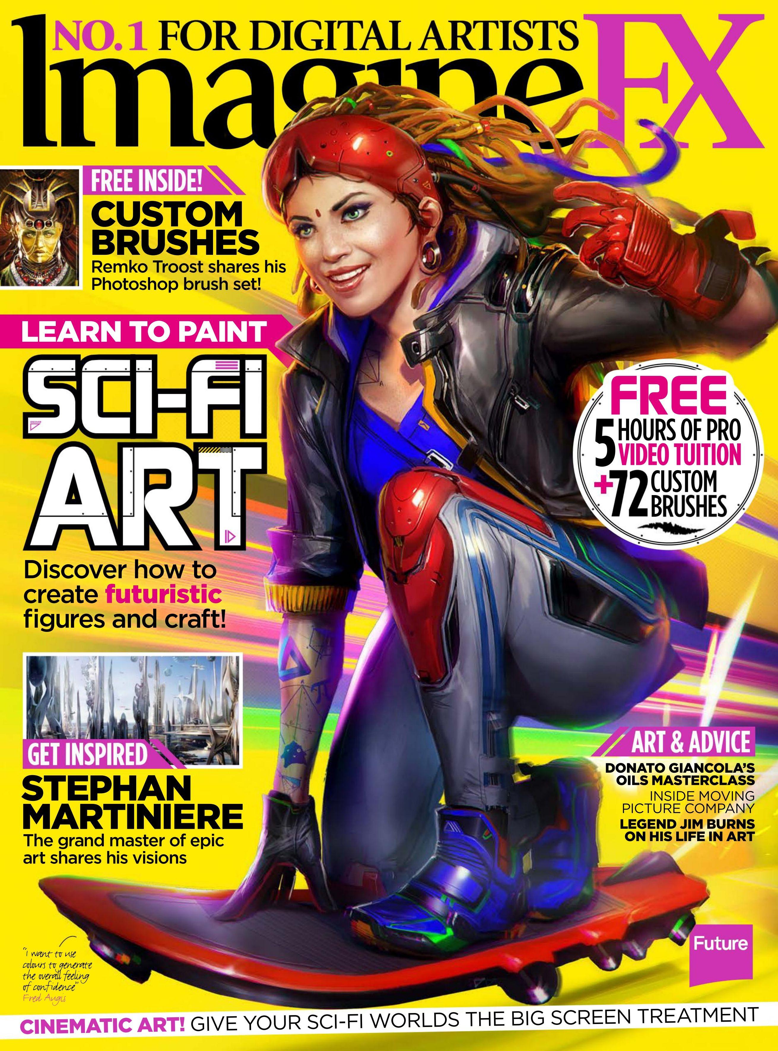 Magazine pdf imaginefx