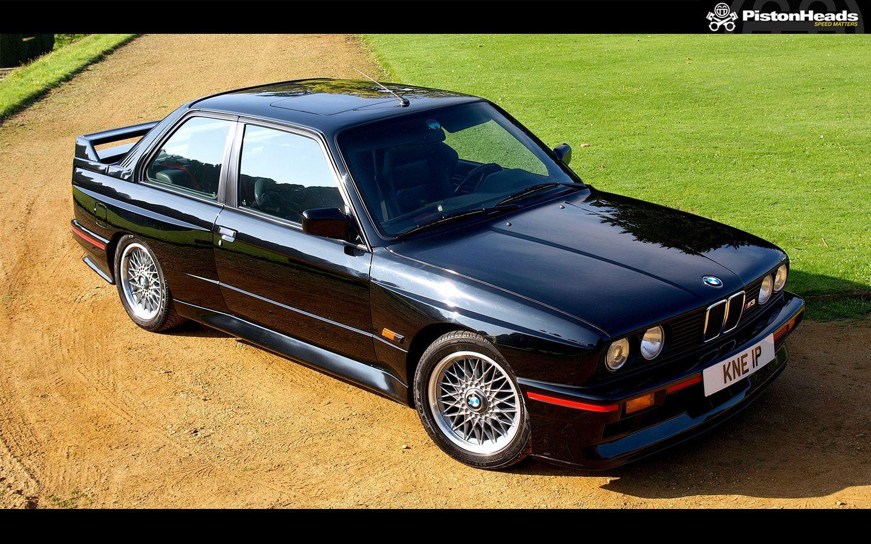 Bmw E30 M3 Bmw E30 Bmw Dealership Black Bmw