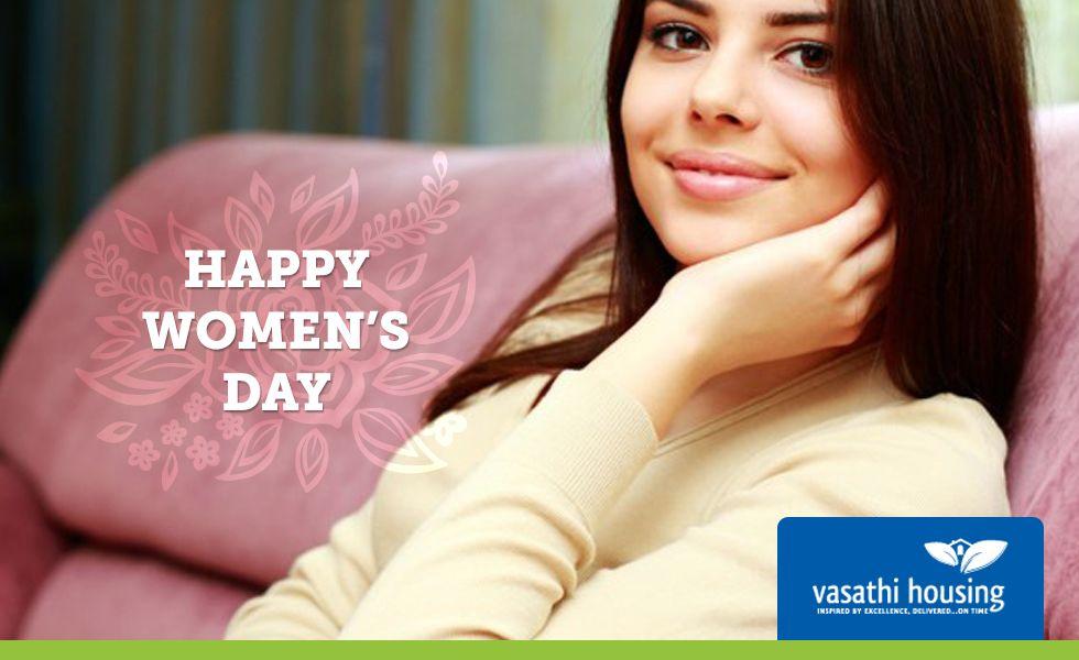 Happy Women's Day :-)
