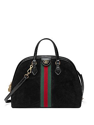 f35b2770592 Gucci Ophidia Medium Top Handle Bag
