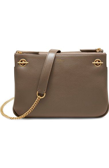 8d7b439a1409 MULBERRY  Winsley  Leather Shoulder Bag.  mulberry  bags  shoulder bags   lining  suede